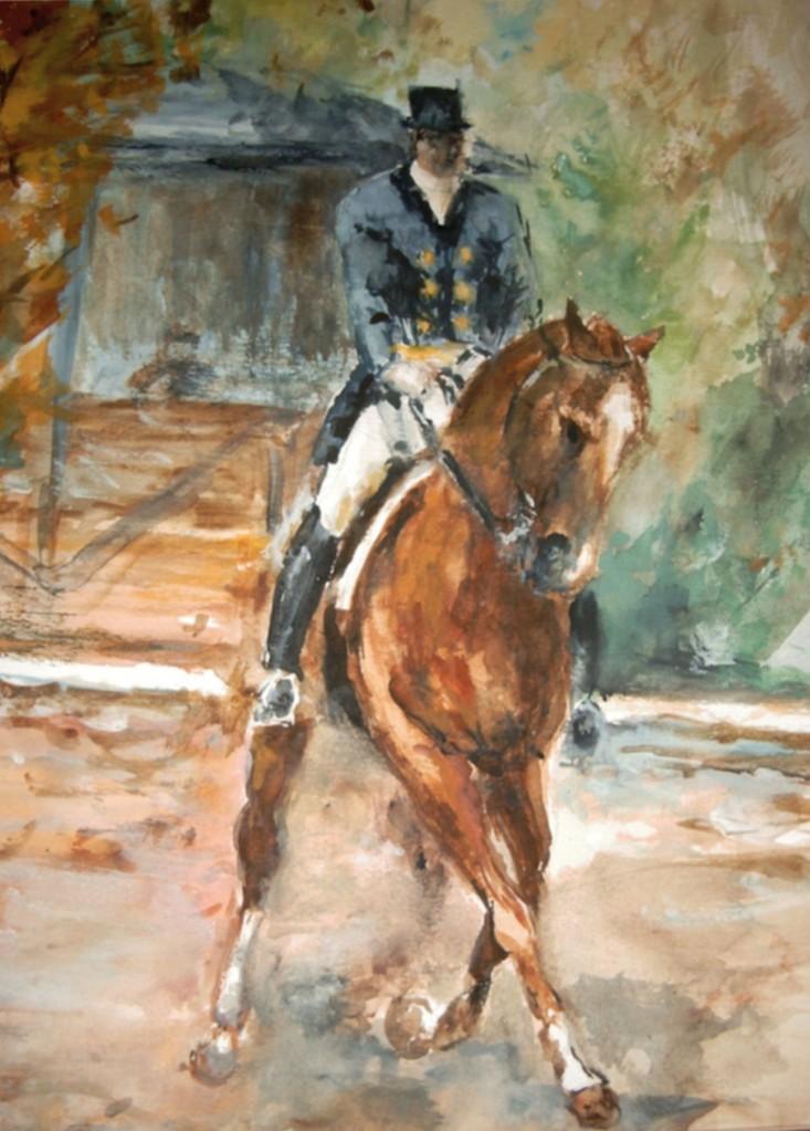 wolski ryszard poezja konie łąck